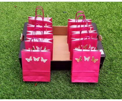 Themed Party Paper Bag