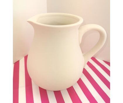 Paint your own Small Jug (0.5 litre)