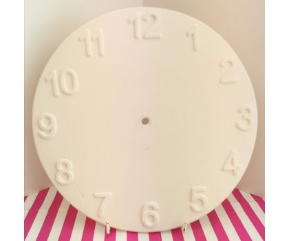 Paint your own Clock