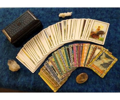 Card Reading or Energy Healing - Appointments (Dates soon !)
