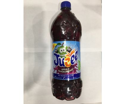Jucee NAS Dilute - Apple & Blackcurrant