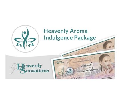 The Aroma Indulgence Package that will leave you feeling Fantastic!