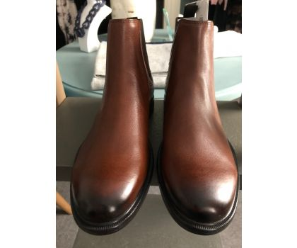 Geox Leather Chelsea Boot