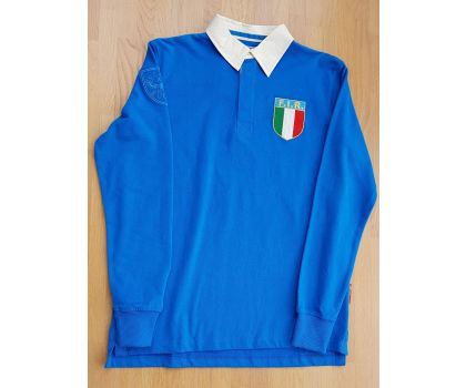 Italy Rugby Vintage Jersey