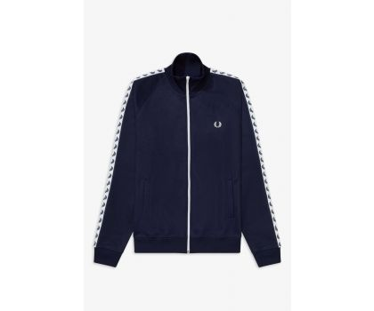 Fred Perry Tracktop - Navy