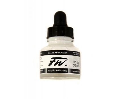 FW Artists' Acrylic Ink 29.5ml with pipette in lid