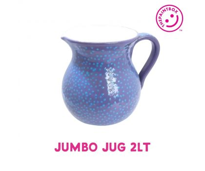 Paint Your Own Jumbo Jug (2lt)