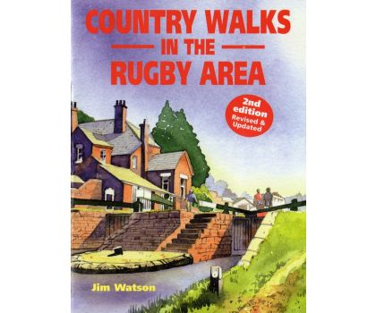 Country Walks in the Rugby Area - Jim Watson