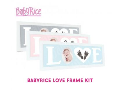 BabyRice Love Frame Kit