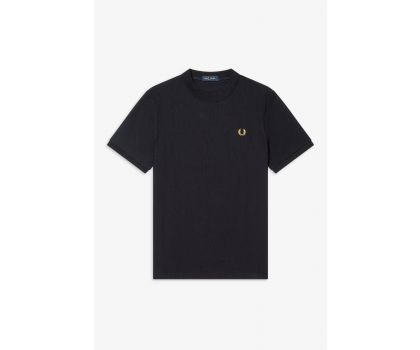 Fred Perry Twin tip t-shirt - Navy