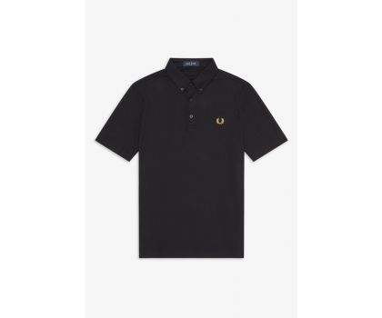 Fred Perry Button Down Collar Polo M8493 - Navy