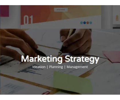 Marketing Strategy and Consulting