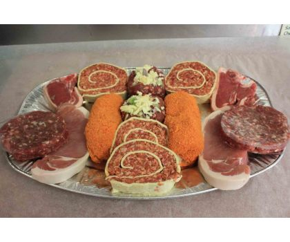 2 person midweek Meat Selection Pack