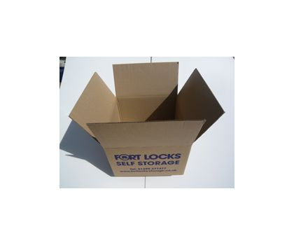 Pack of 5 Small Packing Boxes