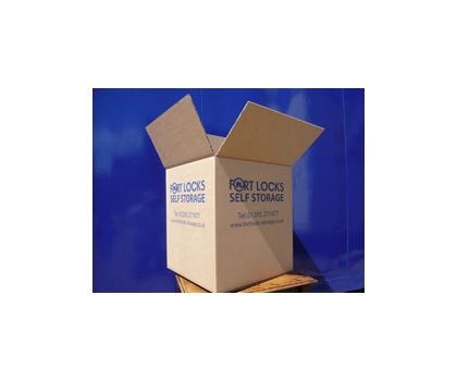 Pack of 5 Large Packing Boxes