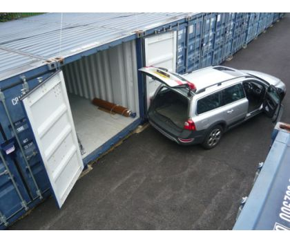 Tip Top Ten Self Storage - 80 sq ft