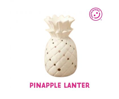 Paint your own Pineapple Lantern