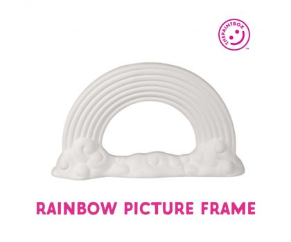 Paint your own Rainbow Picture Frame