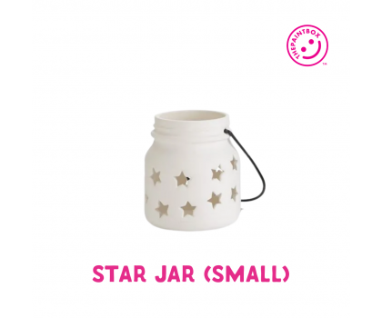 Paint your own Star Jar (Small)