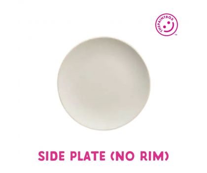 Paint your own Side Plate (No rim)