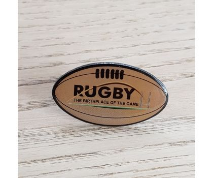 Birthplace of the Game Pin Badge