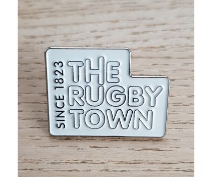 The Rugby Town 1823 Pin Badge