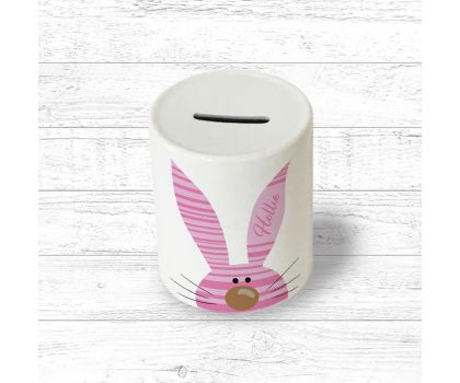Easter Bunny Money Bank - Various Colours