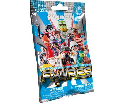 Playmobil 70025 Collectable Figures Series 15 - Boys