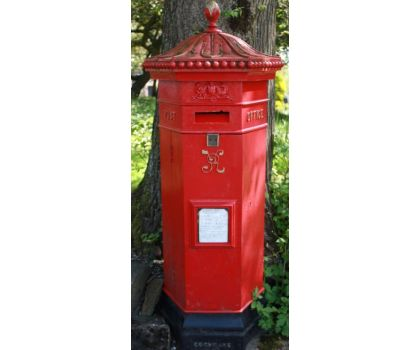 Postage to outside of the Area