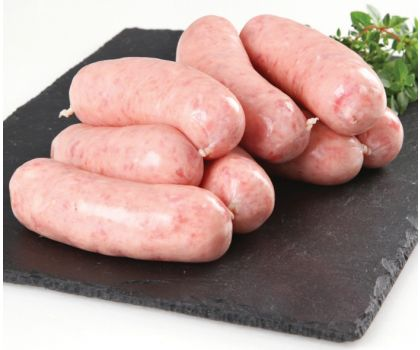 1lb Pack of Thick Sausages