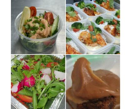 LT@Home - Dine In for 2 Ready Meals