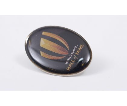 World Rugby Hall of Fame Pin Badge
