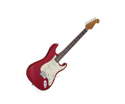 SX Vintage Series Electric - Candy Apple Red