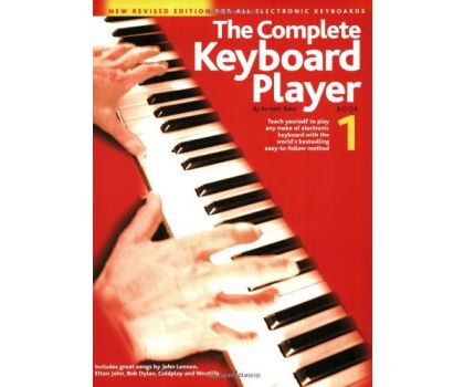 Complete Keyboard Player Book 1