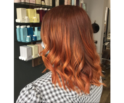 Creative Colouring (exclusive of cut and finish) prices from
