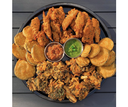 Mixed platter to share 2-4 people