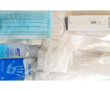 Spill Kit with thermometer