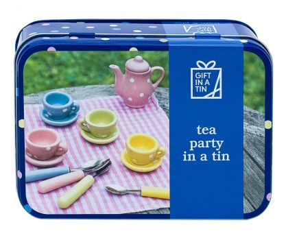Tea Party (Gift in a Tin)