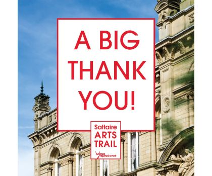 Help support future Saltaire Inspired events