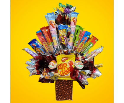 The Ultimate Candy Sweet Bouquet