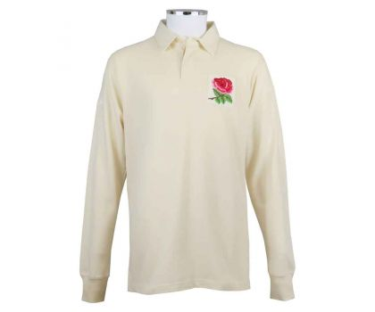 England Rugby Vintage Jersey