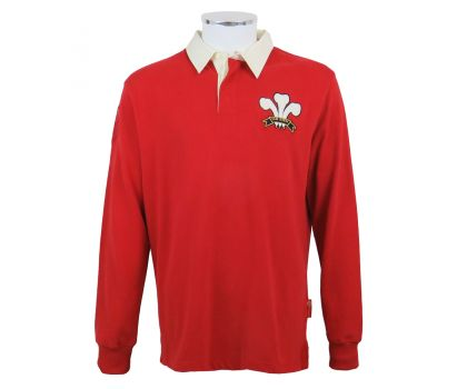 Wales Rugby Vintage Jersey