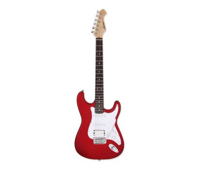 Aria STG 004 Candy Apple Red Guitar