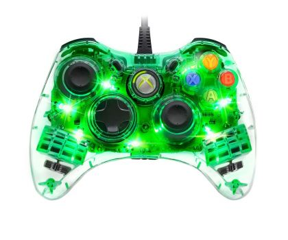 Afterglow Wired Controller - Green (Xbox 360) New