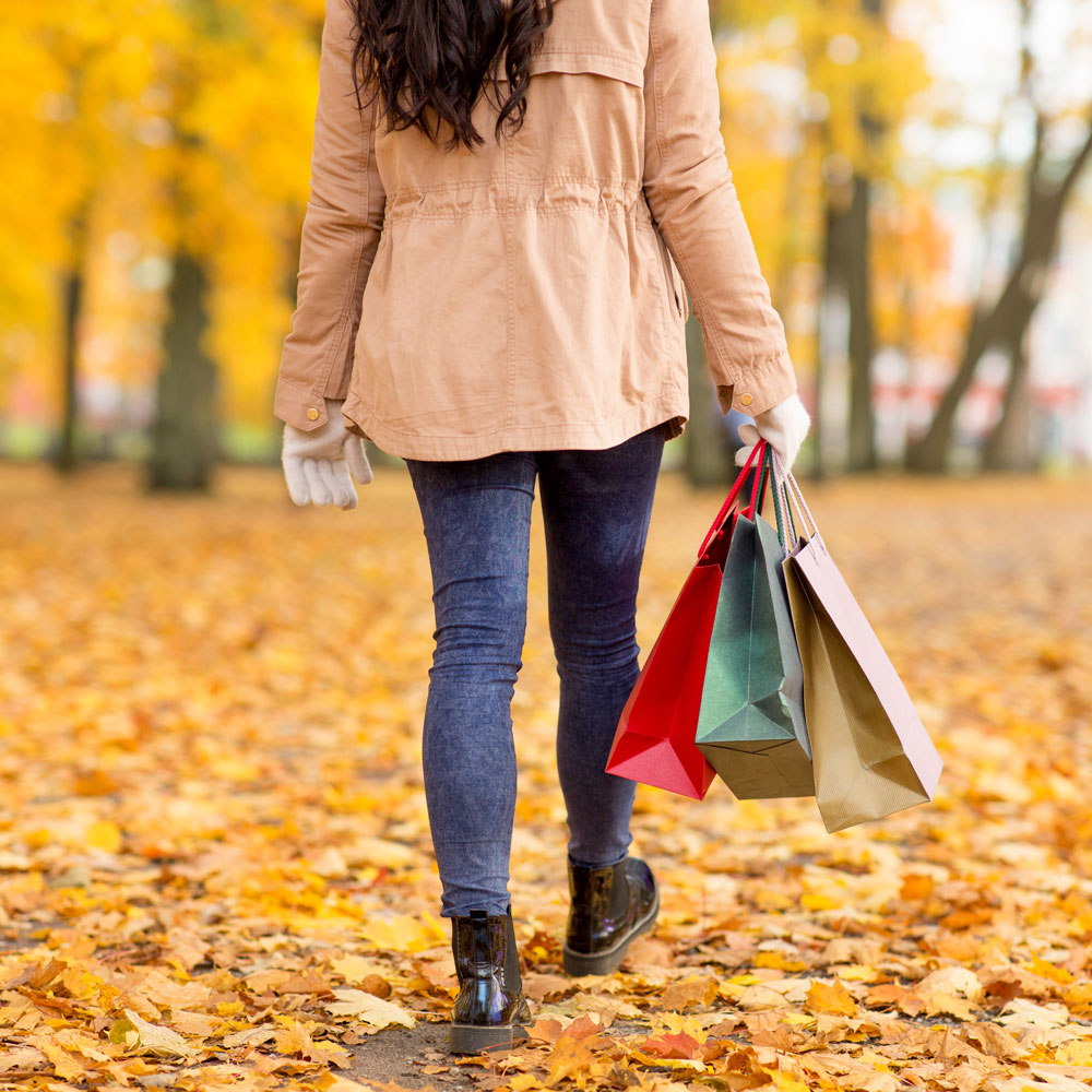 Autumn Essentials from Local Shops