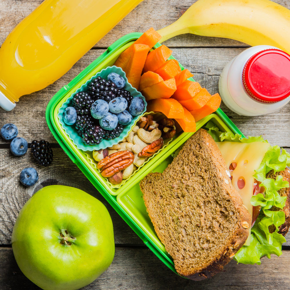 Quick and Healthy Lunchbox Tips