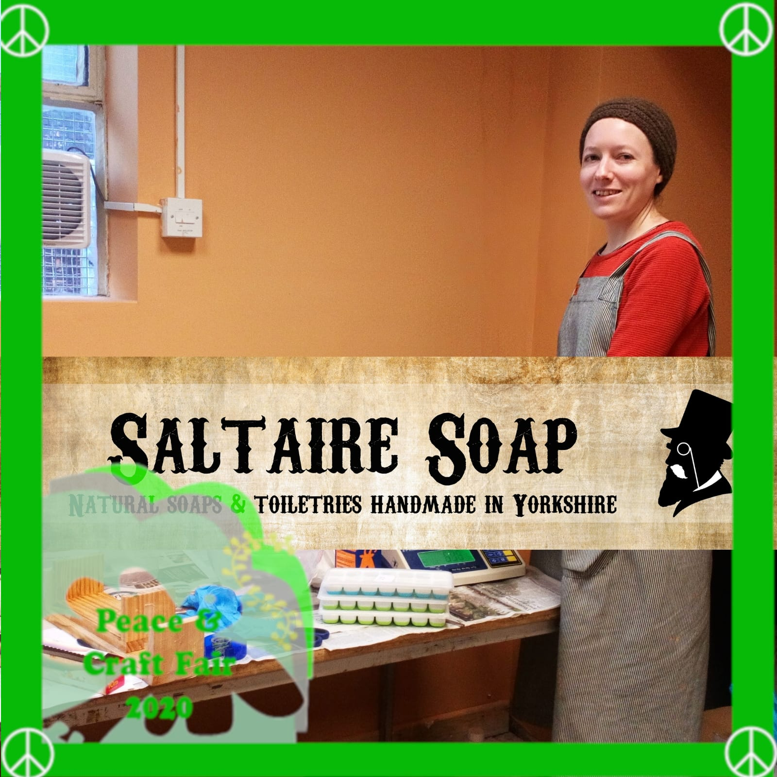 Saltaire Soap