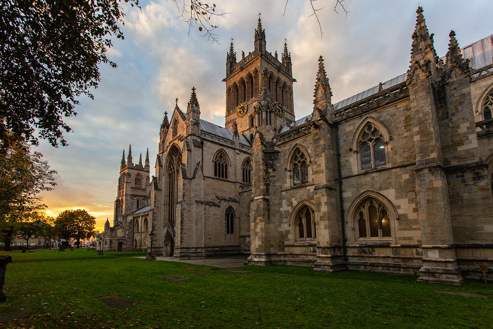 Selby Abbey Gift Shop