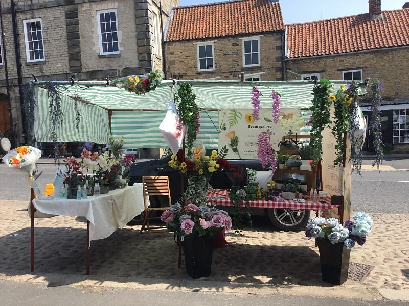 Beauty Galore Artificial Flowers - Northallerton