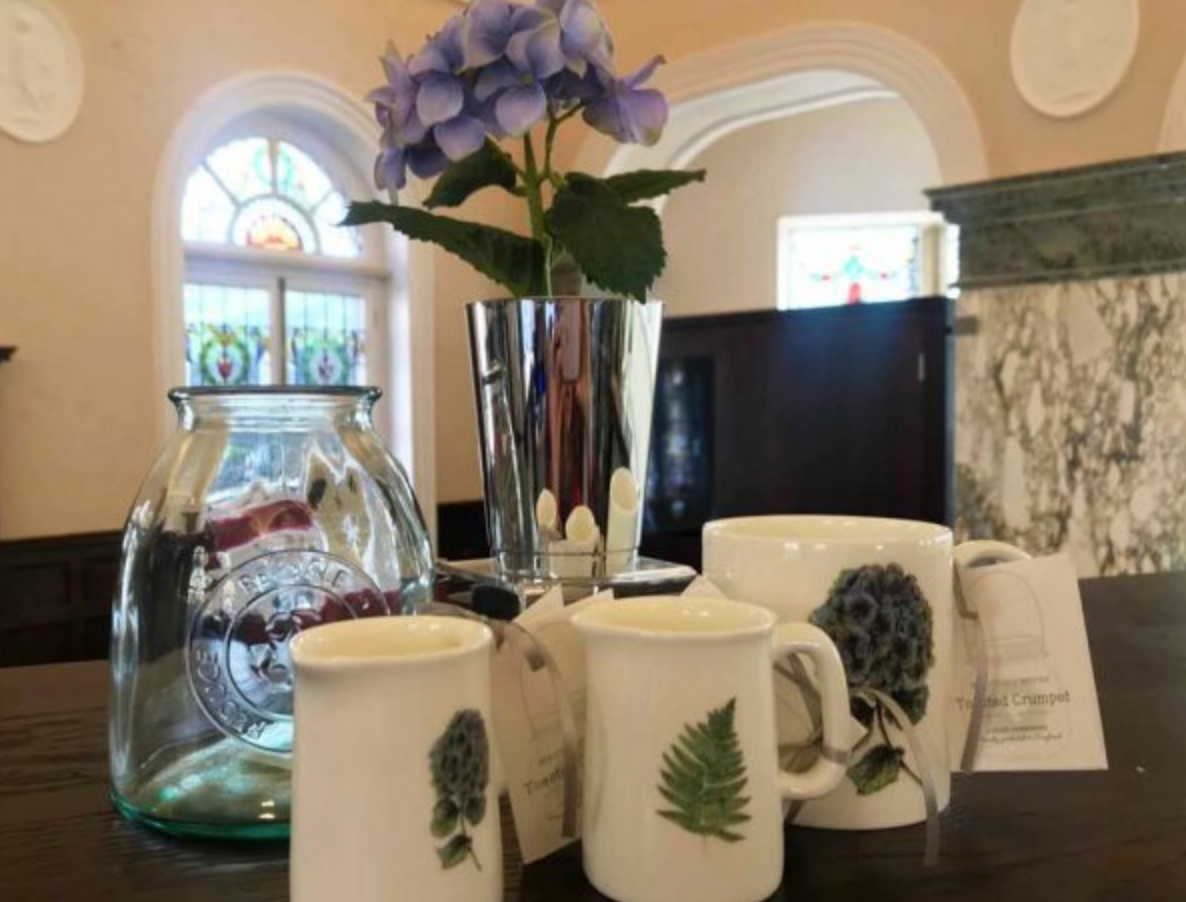 Buxton Visitor Centre at the Pump Room